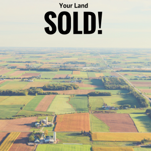 we buy land